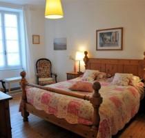 Casas de huéspedes, amplio dormitorio doble