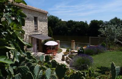 casa rural en el sur de francia