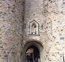 cité de carcassonne pont levi