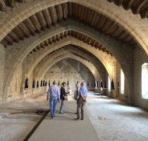 Lagrasse abbey