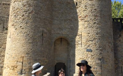 Carcassonne guided walking tours