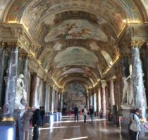 Toulouse capitole salle des illustres