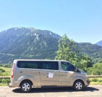 Minivan 8 seats passenger